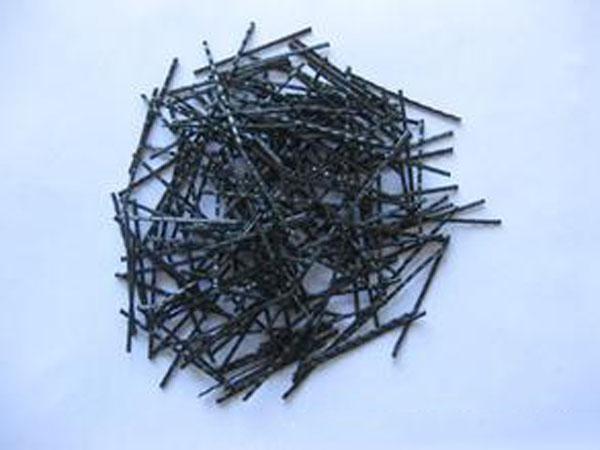 聚丙烯仿钢纤维